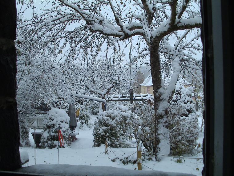 Der erste Wintertag 2012 2013